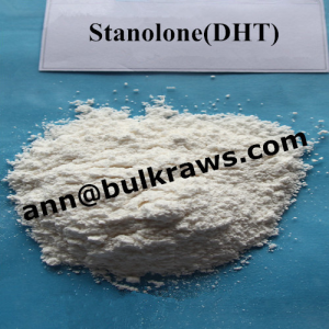 Stanolone Powder DHT Raw Powder from ann@bulkraws.com
