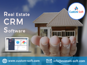 Software for Real Estate Agent developed by CustomSoft