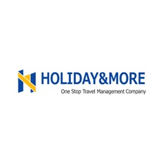 Holiday and More Logo