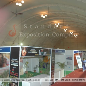 Exhibition Stalls / Iron Frame structures on Rent