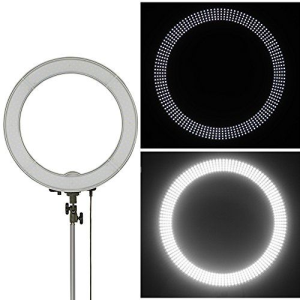"Makeup and Glow LED 18"" Complete Ring Light Set x 6 UNITS"