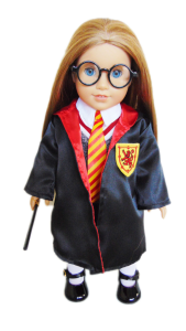 Hermione Granger Inspired Outfit ForAmerican Girl Dolls