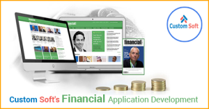Financial application Development by CustomSOft