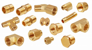 Manufacturer & Exporter of Brass Connectors