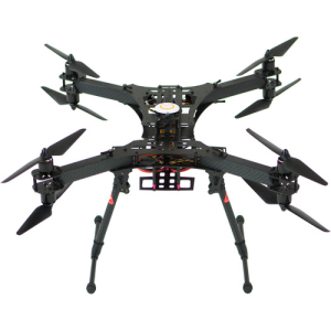 xFold rigs SPY X8 Octocopter (RTF) (IndoElectronic)