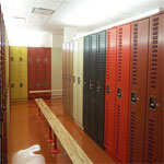 Casework, LIbrary Equipment, Lockers, Athletic/Recreational Equipment, Portable Audience Seating, Fi