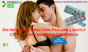 Manage Erectile Failure During Intercourse With Cenforce