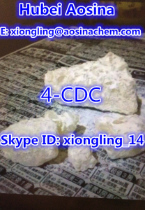 Top selling 4-cdc 4-cdc 4-cdc for chemical research xiongling@aosinachem.com