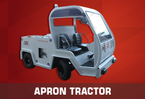 Apron Tractor