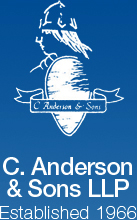 C. Anderson & Sons LLP