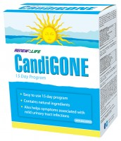Candigone – Erase Yeast, Fungus and Candida from Your System!