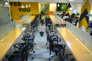 Best Coworking office space indore