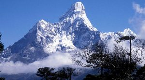 Amadablam expedition Nepal