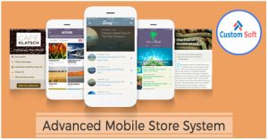 Advanced Mobile Store System by CustomSoft