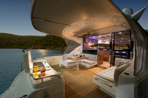 Luxury Boat Charter