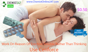 Treat Illness Of Erection Failure By Using Cenforce