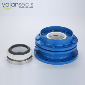 YALAN 212 Mechanical Seal for Glass Lined Reactors and Vacuum Devices