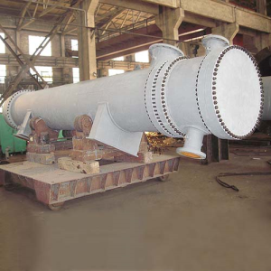 Stainless Steel Shell and Tube Heat Exchanger, Floating Head