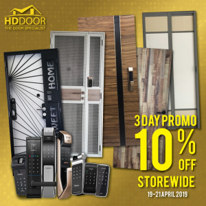 Good Friday Special Promotion with 10% (storewide)