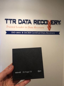 Tape Data Recovery Services - Arlington