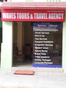 Waves Tours  Travel Agency