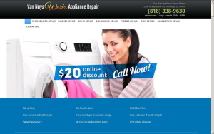 Van Nuys Appliance Repair Works