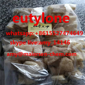 99.5% eutylone Research Chemical Powders Cas 17763-12-1 White Crystal eutylone
