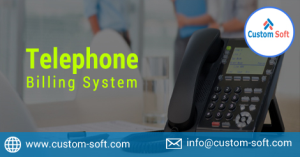 Telephone Billing System by CustomSoft