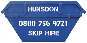 Skip Hire in Harlow