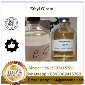 Pharmaceutical Raw material Ethyl Oleate EO As Steroid Solvent