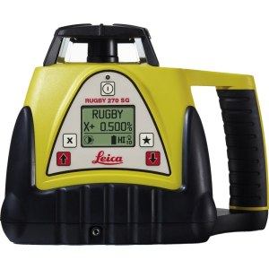 Leica Rugby 270SG Rotary Laser Level