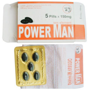 Power Men Sex Enhancement  Capsules