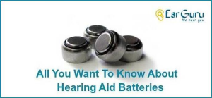 Know About Hearing Aid Batteries
