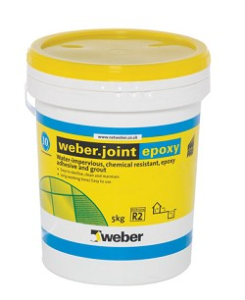 Weber Adhesives and Grouts