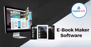 E- book Maker Software by CustomSoft