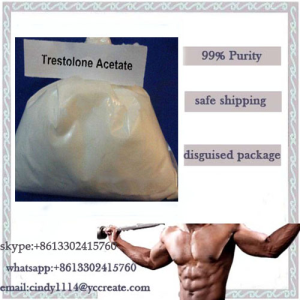 Steroid Powder Trestolone Acetate MENT 10 Times Potent Than Testosterone