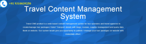 Travel Content Management System