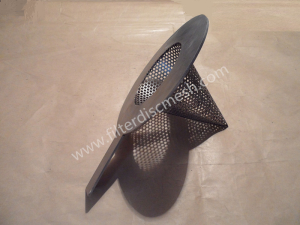 Temporary Strainer Screen