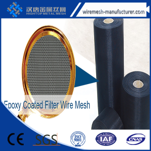 Epoxy Coated Security Wire Mesh