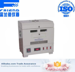 FDS-1201 Automatic light stability of paraffin wax Tester