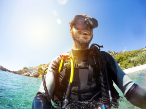 Fun Diving in Thailand