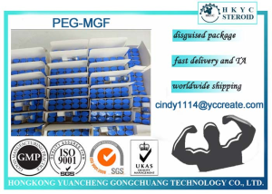 Human Growth Peptides PEG MGF For Muscle Growth whatsapp +8613302415760