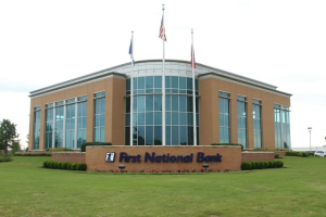 First National Bank Rogers AR