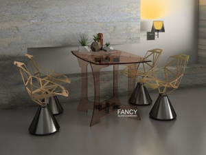 CAPEZIO DINING TABLE