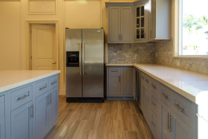 Beautiful inset RTA kitchen cabinets sold for whol