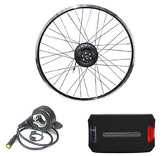 Buy Electric Bike Conversion Kit Front Wheel at best price