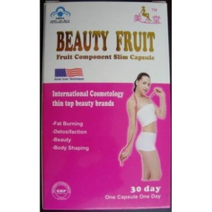 BEAUTY FRUIT SLIM CAPSULE