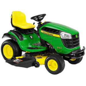 "John Deere D160 (48"") 25HP Lawn Tractor (CA Only)"
