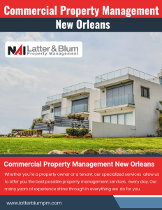 Commercial Property Management New Orleans