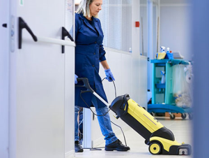 CQC, Surgery Cleaning